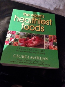 The Food Bible. Part encyclopedia, part cook book.